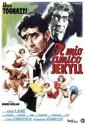 Il mio amico Jekyll (1960) (s/w, Neuauflage)