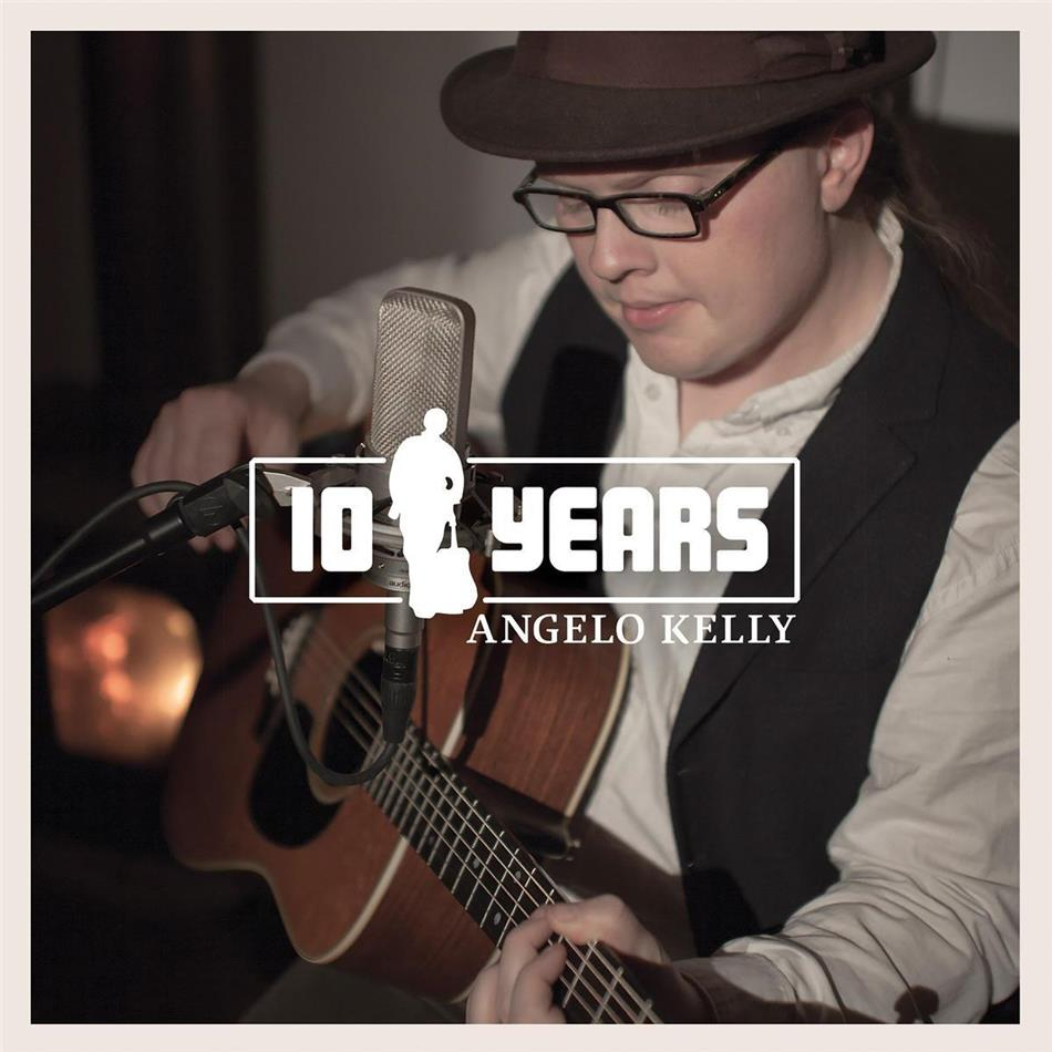 Angelo Kelly - 10 Years (2019 Reissue, Universal, 3 CDs)