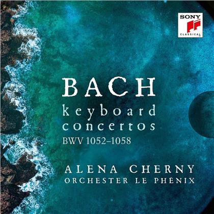 Alena Cherny, orchester le phénix & Johann Sebastian Bach (1685-1750) - Concertos BWV 1052 - BWV 1058 (2 CDs)
