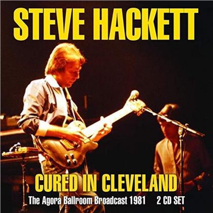 Steve Hackett - Cured In Cleveland (2 CDs)