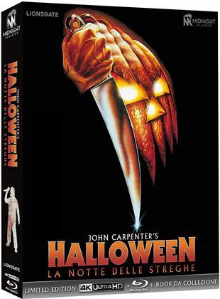 Halloween - La notte delle streghe (1978) (4K Ultra HD + 2 Blu-rays)