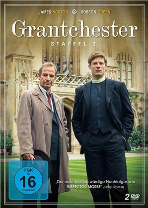 Grantchester - Staffel 2 (2 DVDs)