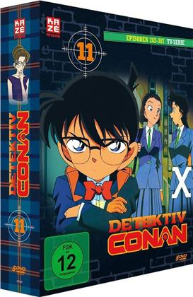 Detektiv Conan - Box 11 (5 DVDs)