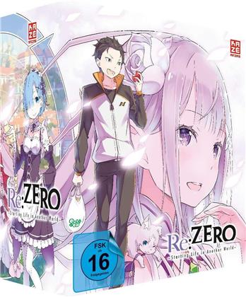 Re:ZERO - Starting Life in Another World - Vol. 1 (+ Sammelschuber, Limited Edition)