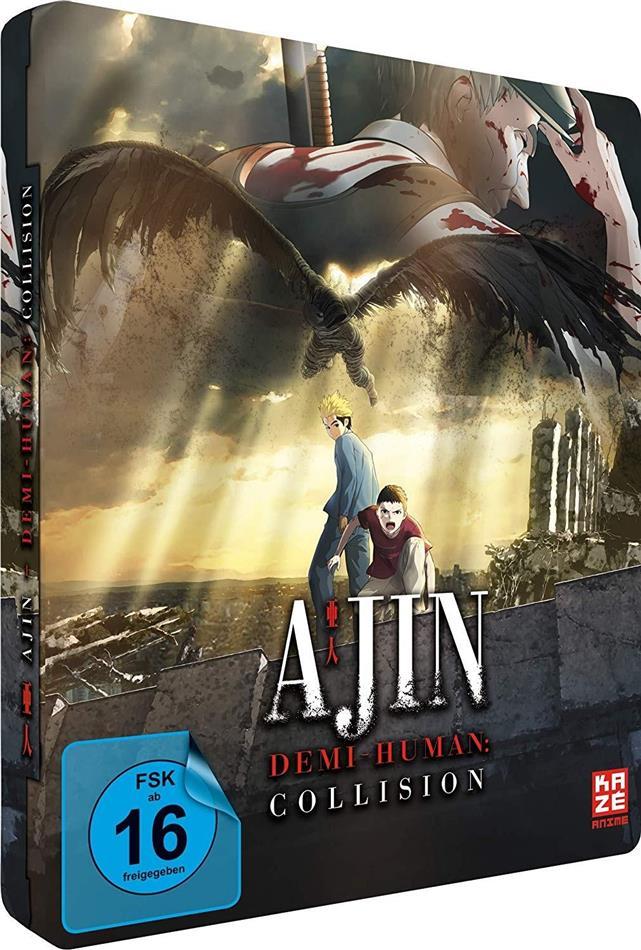 Ajin: Demi-Human - Collision - Teil 2 der Movie-Trilogie (Limited Steelcase Edition)