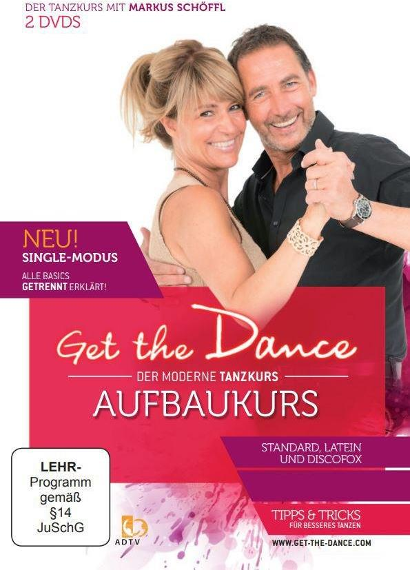 Get the Dance - Ergänzungskurs (2 DVDs)