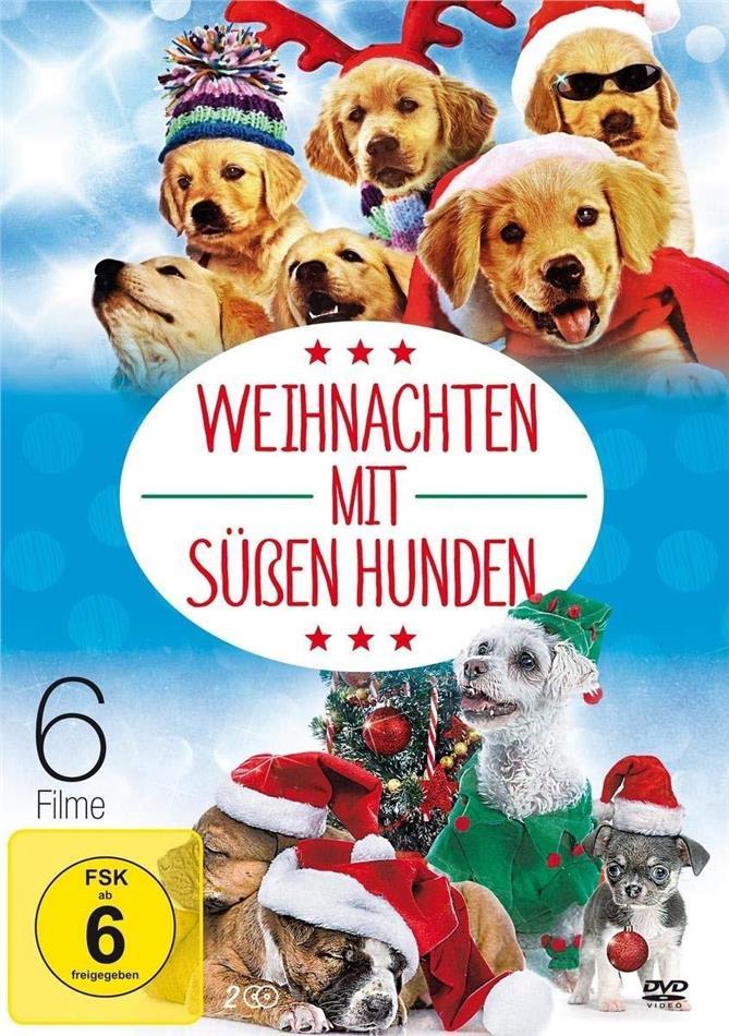 Weihnachten mit süssen Hunden (2 DVDs)