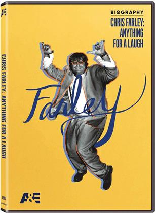 Biography: Chris Farley - Anything For A Laugh (2019)