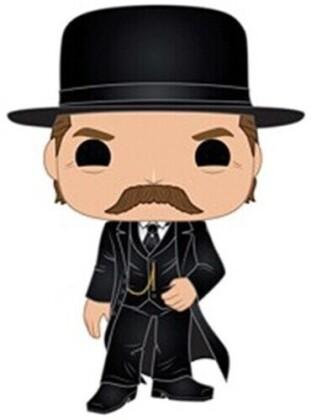 Pop Tombstone Wyatt Earp Vinyl Figure