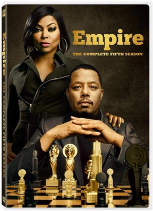 Empire - Season 5 (4 DVDs)