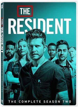 The Resident - Season 2 (5 DVD)