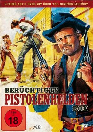 Berüchtigte Pistolenhelden (3 DVDs)