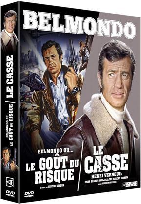 Belmondo ou... le goût du risque / Le Casse (2 DVDs)