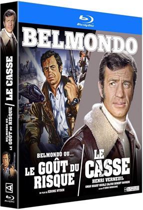 Belmondo ou... le goût du risque / Le Casse (2 Blu-rays)