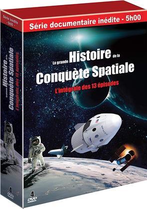 La grande Histoire de la Conquète Spaciale - L'intégrale des 13 épisodes (4 DVDs)