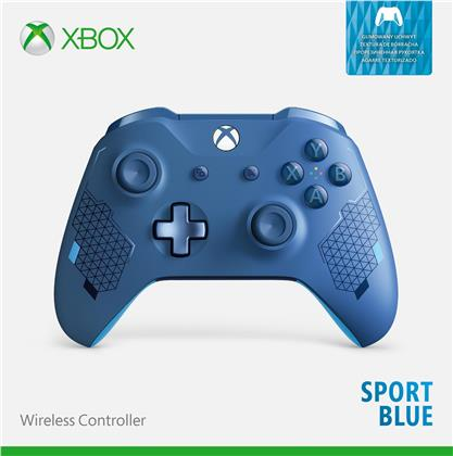 Xbox Wireless Controller – Sport Blue (Special Edition)