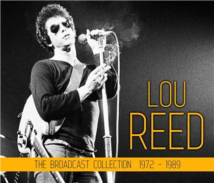 Lou Reed - The Broadcast Collection 1972-89 (4 CDs)
