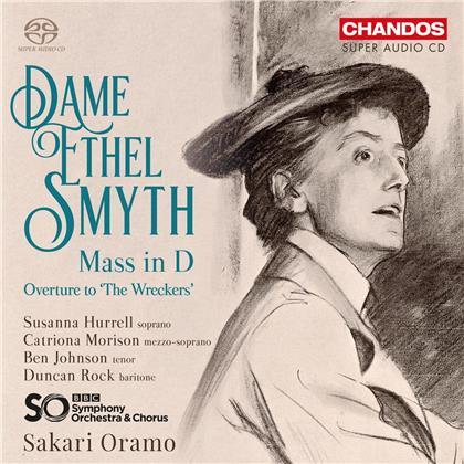 Sakari Oramo, Dame Ethel Smyth, Susanna Hurrel, Catriona Morison, Ben Johnson, … - Mass In D (SACD)