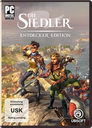 Die Siedler (Entdecker Edition, German Edition)