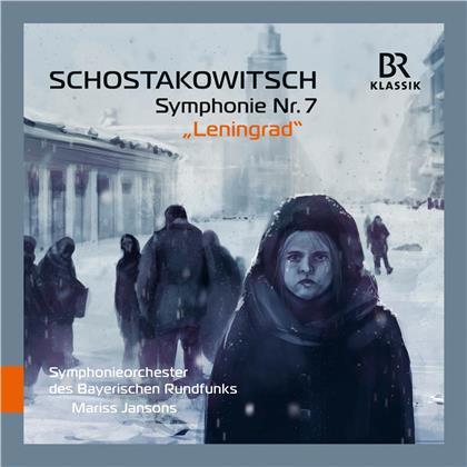 Dimitri Schostakowitsch (1906-1975), Mariss Jansons & SOBR - Symphonie Nr. 7 Leningrader