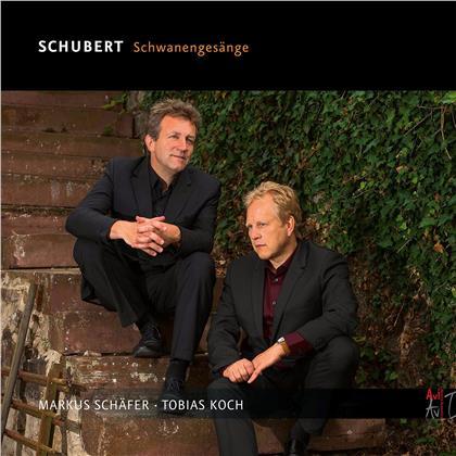Markus Schaefer, Stephan Katte, Tobias Koch & Franz Schubert (1797-1828) - Schwanengesänge