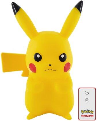 Pokémon: Pikachu - LED-Lampe 25 cm [inkl. Remote]