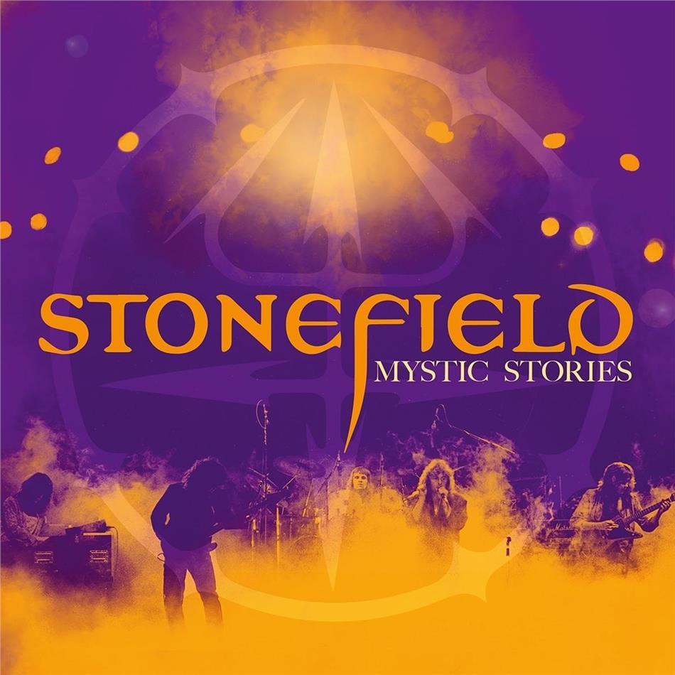 Stonefield - Mystic Stories (Digipack)