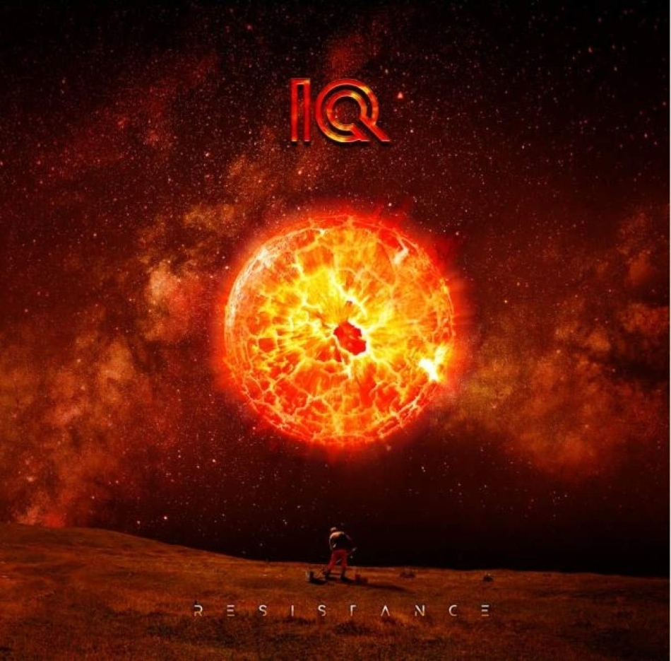 Iq - Resistance (2 CDs)