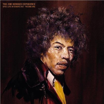 Jimi Hendrix - Opus: Live In Europe 1967 - Volume 1 (LP)