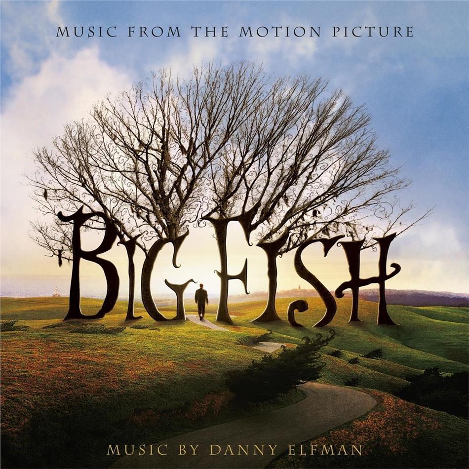 Danny Elfman - Big Fish - OST (Gatefold, Limited Edition, Yellow Vinyl, 2 LPs)