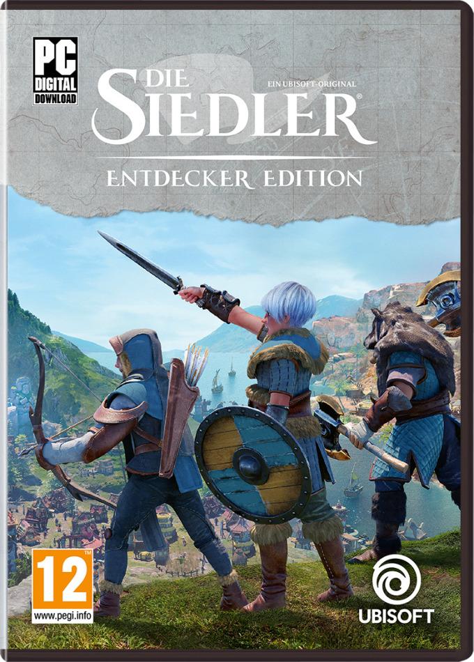 Die Siedler (Entdecker Edition)