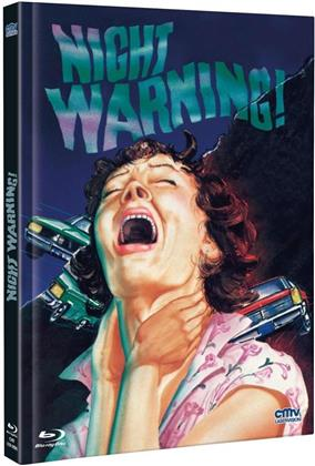 Night Warning (1982) (Cover A, Limited Edition, Mediabook, Uncut, Blu-ray + DVD)