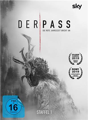 Der Pass - Staffel 1 (3 DVDs)