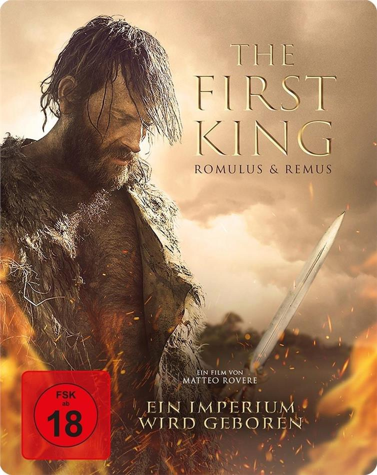 The First King - Romulus & Remus (2019) (Limited Edition, Steelbook)