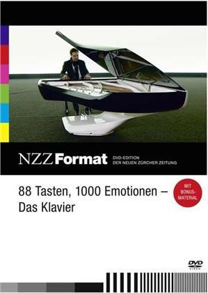 88 Tasten, 1000 Emotionen - Das Klavier - NZZ Format