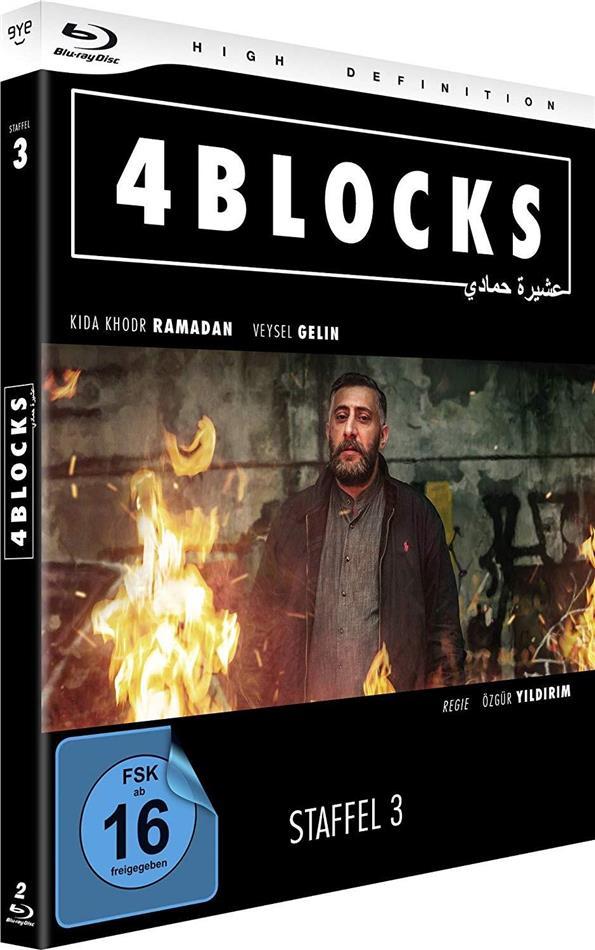 4 Blocks - Staffel 3 (2 Blu-rays)