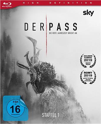 Der Pass - Staffel 1 (2 Blu-rays)