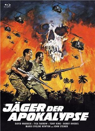 Jäger der Apokalypse (1980) (Cover A, Limited Edition, Mediabook, Uncut, Blu-ray + DVD)