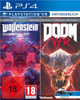 Bethesda VR Pack - Doom VFR + Wolfenstein Cyberpilot