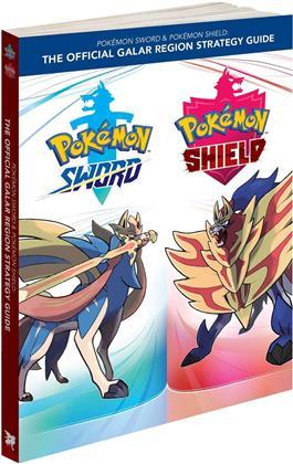 Pokemon Schwert und Schild Lösungsbuch - Offizielles Lösungsbuch für die Galar-Region