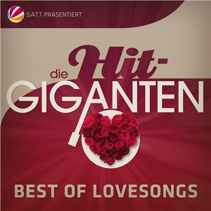 Die Hit Giganten Best Of Lovesongs (3 CDs)