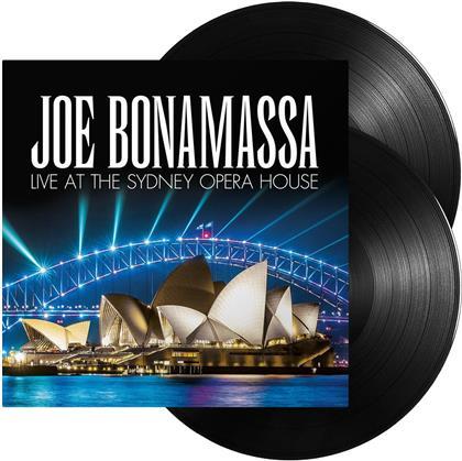 Joe Bonamassa - Live At The Sydney Opera House (Gatefold, 2 LPs + Digital Copy)