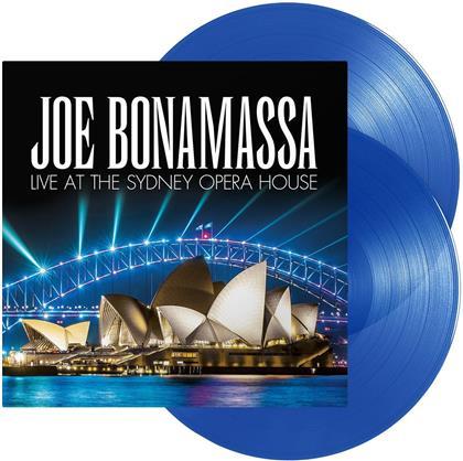 Joe Bonamassa - Live At The Sydney Opera House (Blue Vinyl, 2 LPs)