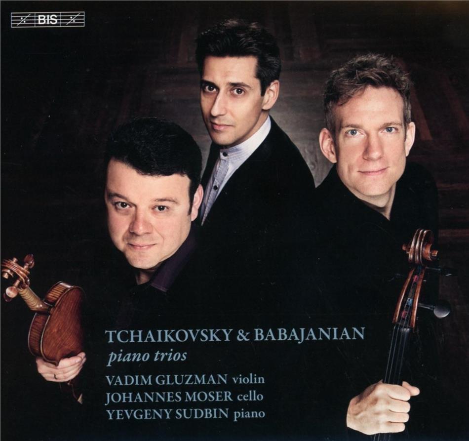Peter Iljitsch Tschaikowsky (1840-1893), Arno Babadjanian (1921-1983), Vadim Gluzman, Johannes Moser & Yevgeny Sudbin - Piano Trios (SACD)