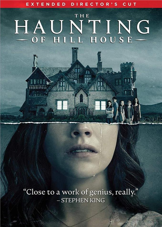 The Haunting of Hill House - TV Mini Series (Director's Cut, Extended Edition, 4 DVDs)