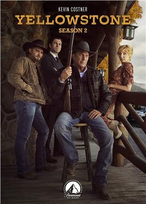 Yellowstone - Season 2 (4 DVDs)