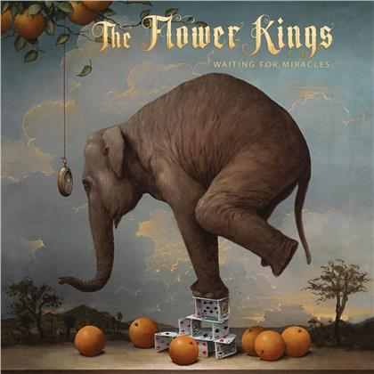 The Flower Kings - Waiting For Miracles (2 CDs)