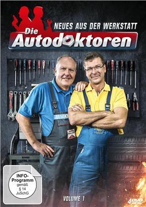 Die Autodoktoren - Neues aus der Werkstatt - Vol. 1 (4 DVDs)