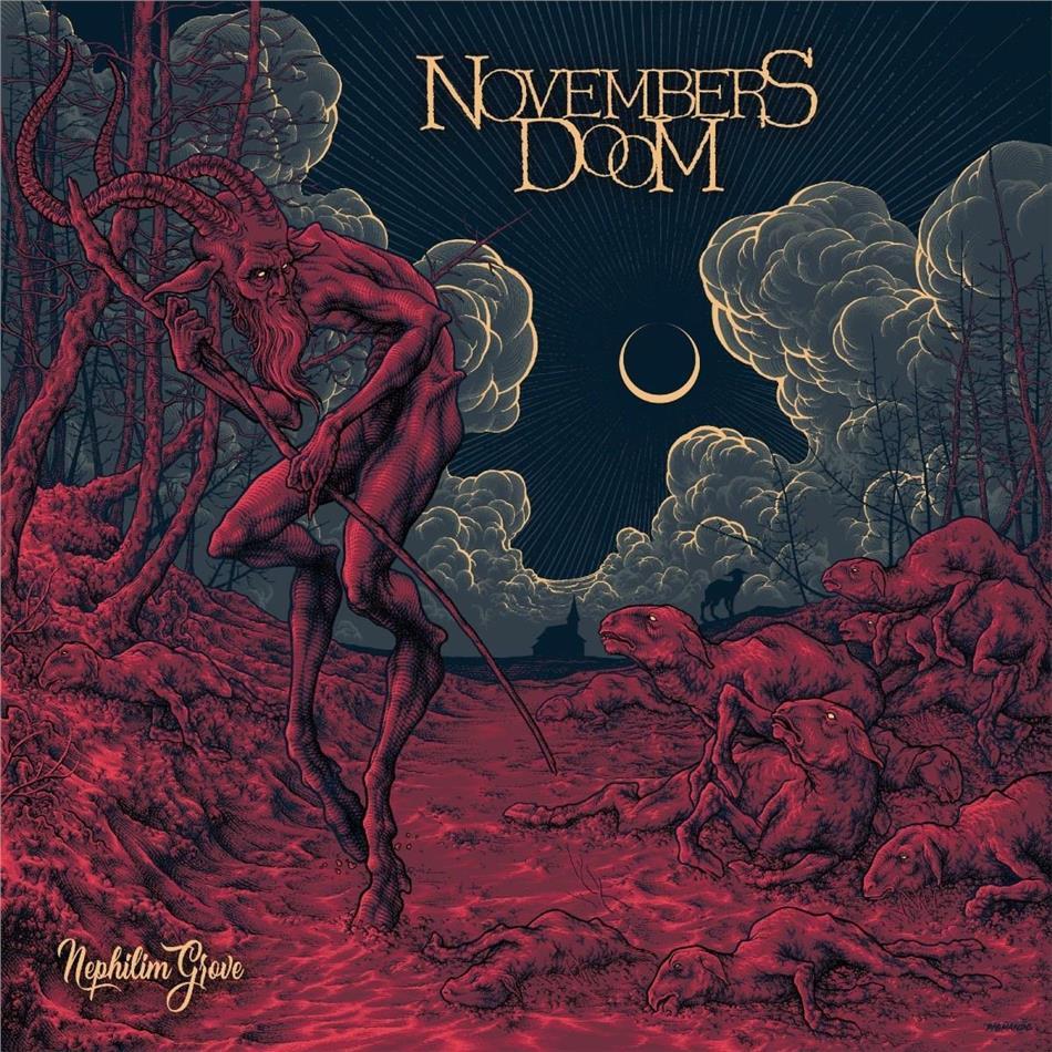 Novembers Doom - Nephilim Grove (Digipack)