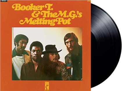 Booker T & The MG's - Melting Pot (Concord Records, 2019 Reissue, LP)
